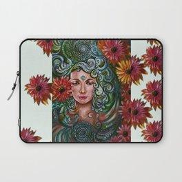 Chakra Sadhna Laptop Sleeve