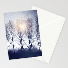 Winter Sequence II Stationery Cards