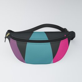 Hot Pursuit Triangle Blend Fanny Pack