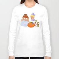 cinderella Long Sleeve T-shirts featuring Cinderella by Alapapaju