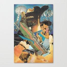 arsicollage_3 Canvas Print