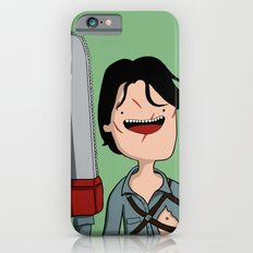 Adventure Time with Ash iPhone 6s Slim Case