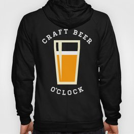 Craft Beer O'Clock Hoody