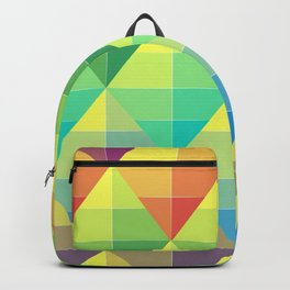 line shape Backpack
