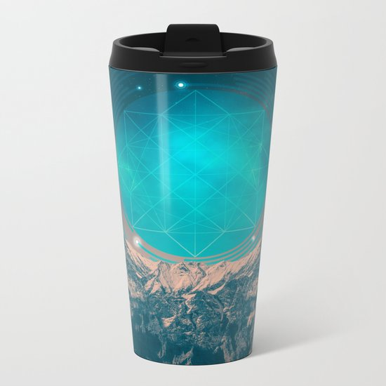 Made For Another World Metal Travel Mug