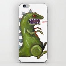 grrrr iPhone & iPod Skin