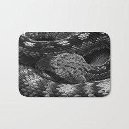 Diamondback Rattlesnake Bath Mat