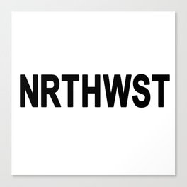 PNW North West - Oregon - Washington Canvas Print