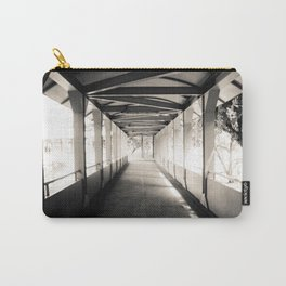 Bridging Lines Carry-All Pouch