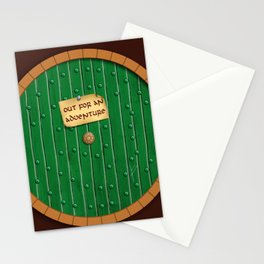 Out for an adventure Stationery Cards