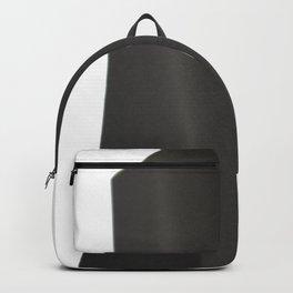 Black paper Backpack