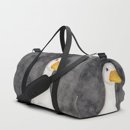 Ceramic Goose I Duffle Bag