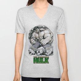 Hulk Unisex V-Neck