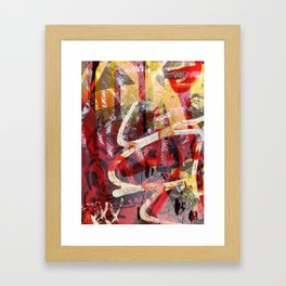 Bedford and S5th Framed Art Print