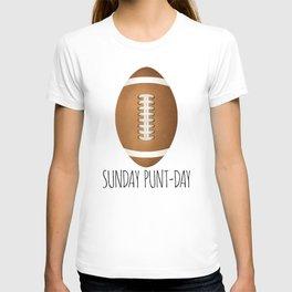 Sunday Punt-day T-shirt