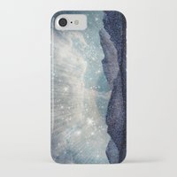 northern lights iPhone & iPod Cases featuring Northern lights by LisaB