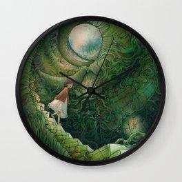 Regreso de la Princesa Wall Clock
