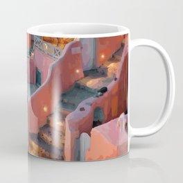 Ocean By Santorini Greek Islands Coffee Mug