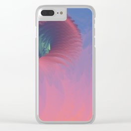 1626 Embers Clear iPhone Case