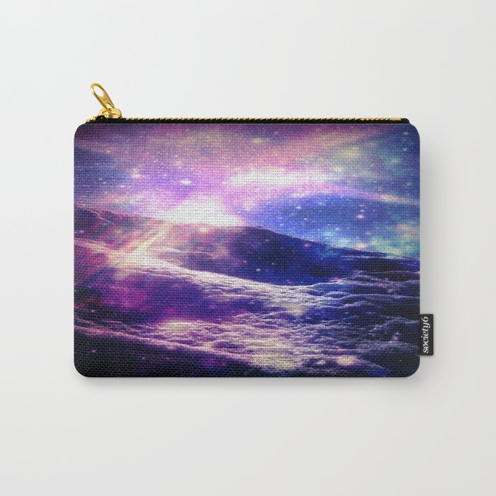 Cosmic Radiance Carry-All Pouch