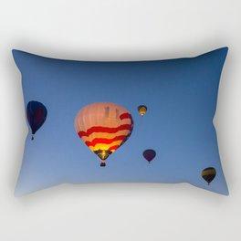 Morning Launch Rectangular Pillow