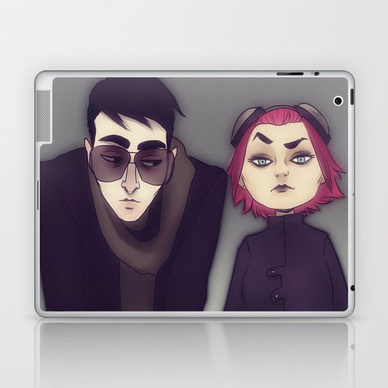 agnts Laptop & iPad Skin