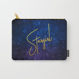 Stargirl Galaxy Carry-All Pouch