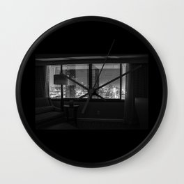 The View: San Diego Wall Clock