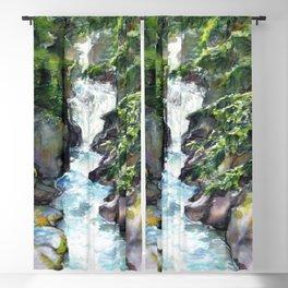 avalanche creek  Blackout Curtain