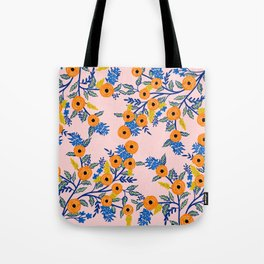 Kat's blues Tote Bag