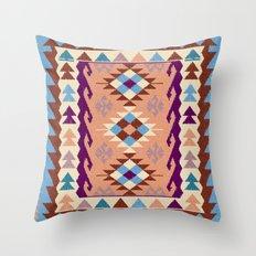 Kilim Rug Throw Pillow