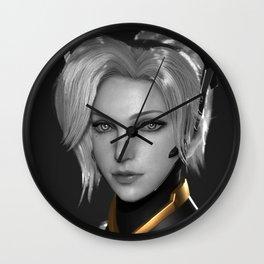 OW - Mercy Wall Clock
