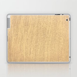 The Sand (Color) Laptop & iPad Skin