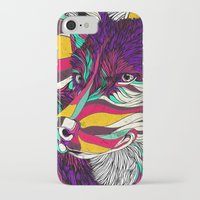 husky iPhone & iPod Cases featuring Color Husky (Feat. Bryan Gallardo) by Danny Ivan