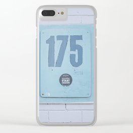 175 Cleveland Street, Sydney Clear iPhone Case