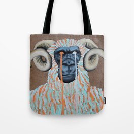 Gorilla Sweater Tote Bag