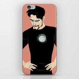 The mechanic iPhone Skin