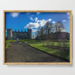 Kilkenny Castle Panorama Serving Tray