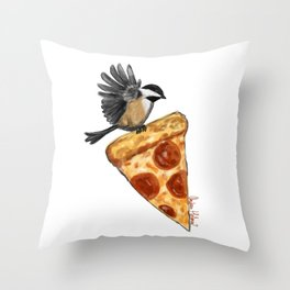 Sorry, I am busy Throw Pillow