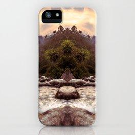Kaleidoscape: Xela iPhone Case