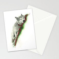Wolf. Stationery Cards