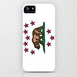 California Love iPhone Case