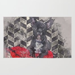 Frenchie Rug