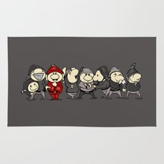 Red Dwarf Rug