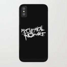 My Chemical Romance iPhone Case