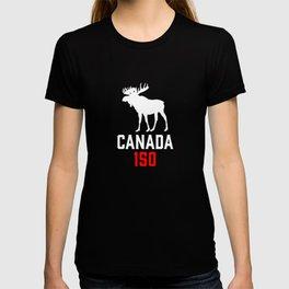 Canada Moose 150 Canadian Confederation Proud T-shirt
