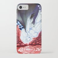 berserk iPhone & iPod Cases featuring Griffith's Descent by chiketart