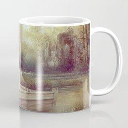 Au fil de l'eau et du temps Coffee Mug