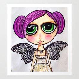 angelita Art Print
