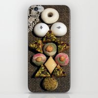 oriental iPhone & iPod Skins featuring Oriental by oxana zaika